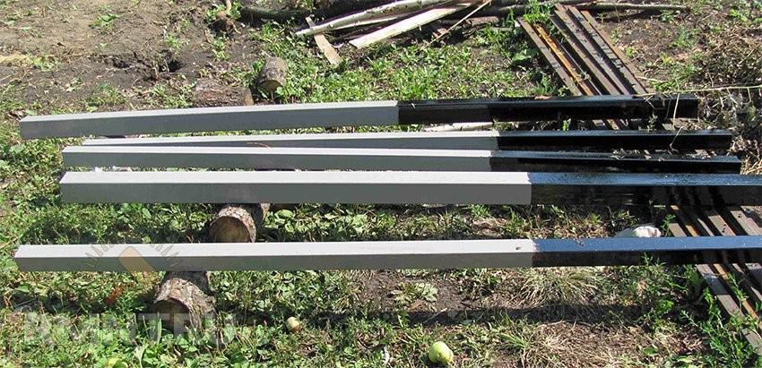 гидроизоляция деревянных столбов