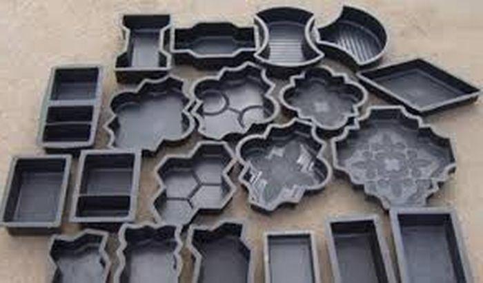 формы для брусчатки