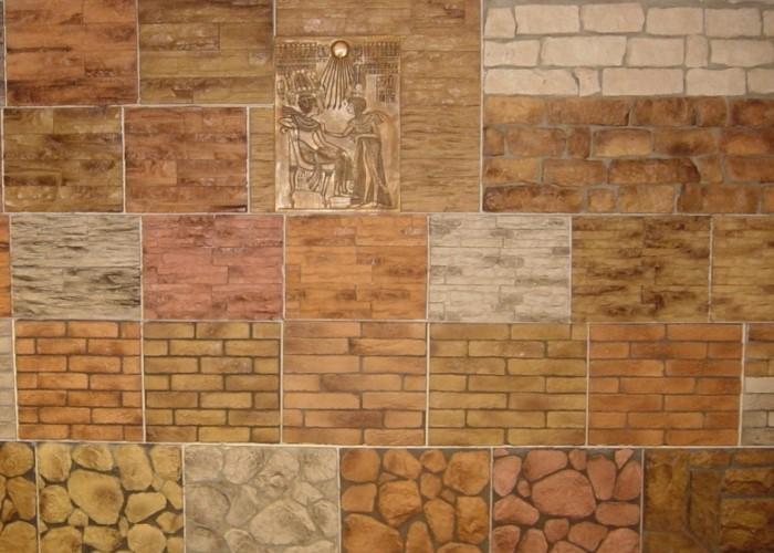 разновидность декоративного камня