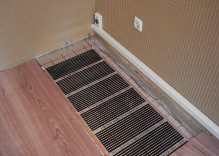 Теплый пол под ламинат электрический какой лучше