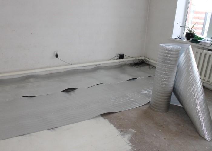 гидроизоляция теплого пола