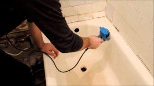 Восстановление ванн своими руками
