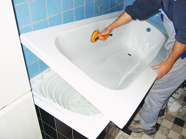 вкладыш для ванны