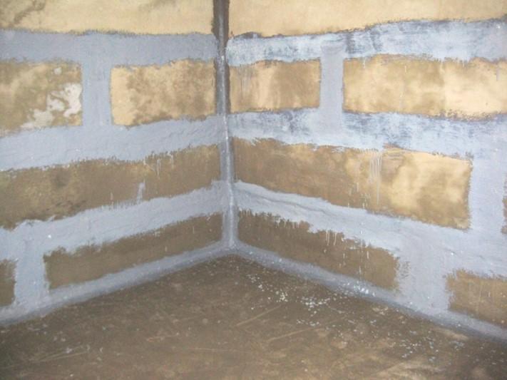 гидроизоляция на основе цемента