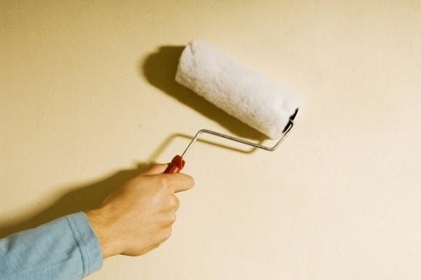 Грунтовка стен - подготовка поверхности