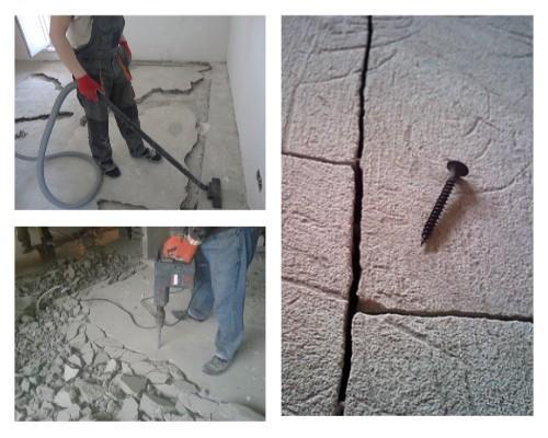 бетон или цпс что лучше