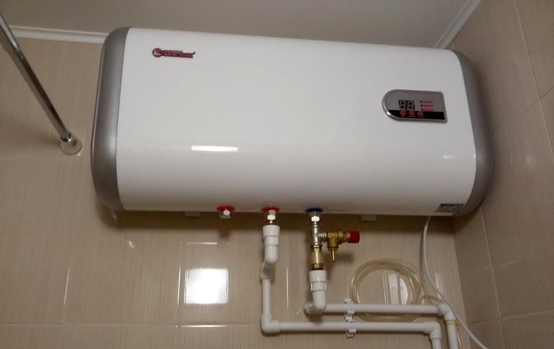 Как установить накопительный водонагреватель своими руками