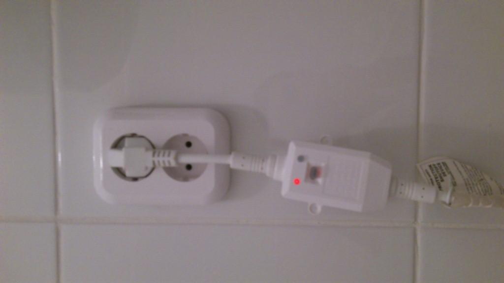 предохранительное реле для водонагревателя