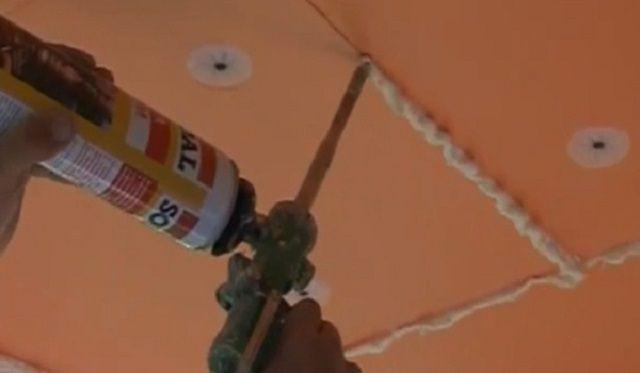 Пеноплекс в строительстве: применение для пола, стен, потолк.