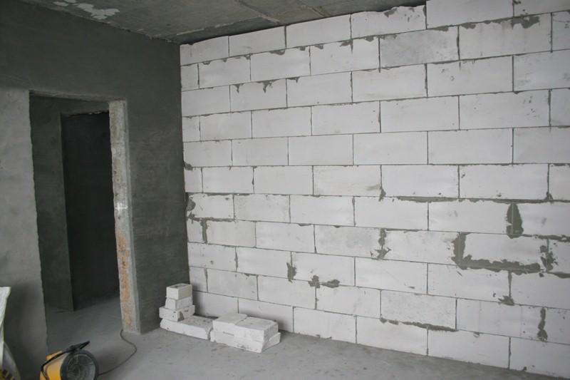 газобетонные блоки для перегородок
