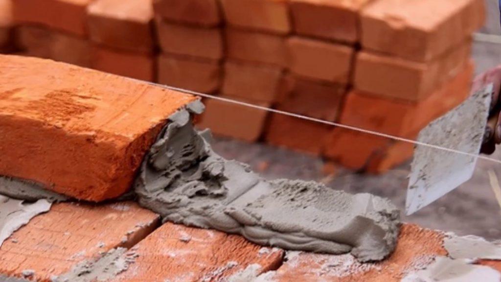 Как сделать цементный кирпич 799