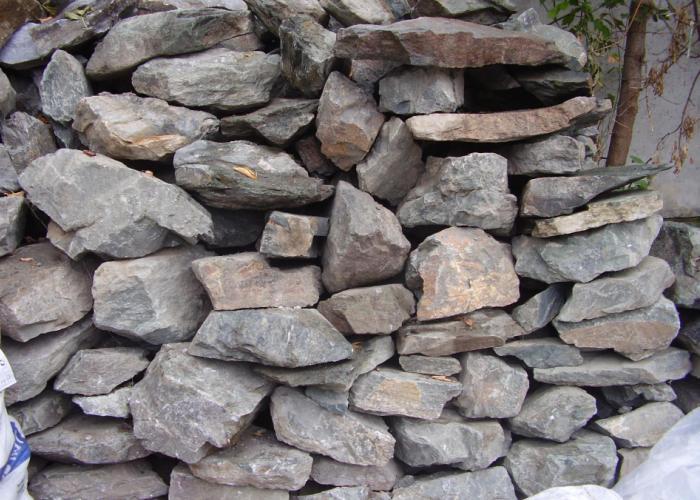 бутовый камень для фундамента