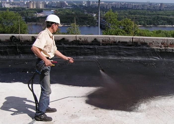 Расход битума на кв.м. гидроизоляции