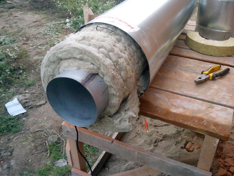 защита сети каменной ватой