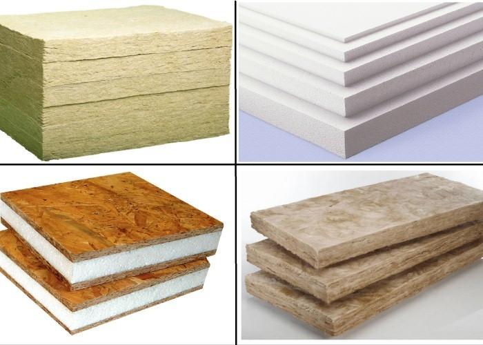 материалы для утепления двери