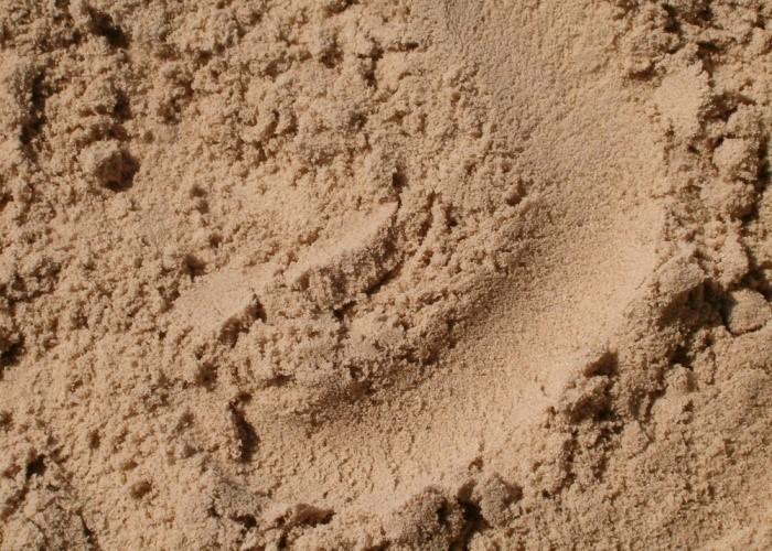 речной строительный песок