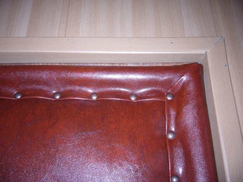 Обивочный дверной материал