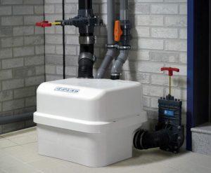 Бытовой насос для откачки канализации