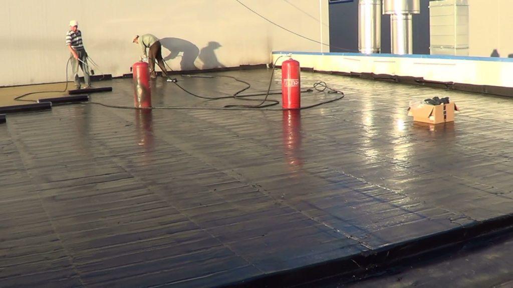 Ремонт крыши самостоятельно