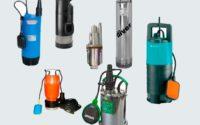 Виды насосов для скважины