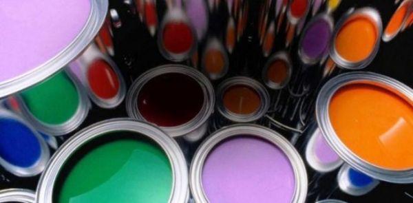 Характеристики красок