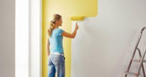 Как покрасить стены водоэмульсионной краской самостоятелно