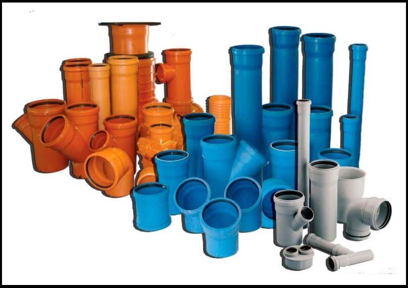 Канализационные трубы ПВХ для наружной канализации