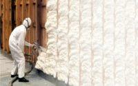 Теплоизоляция стен пенополиуретаном
