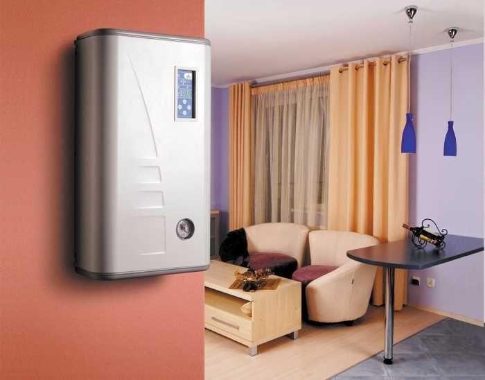 двухконтурный электрический котел для отопления частного дома