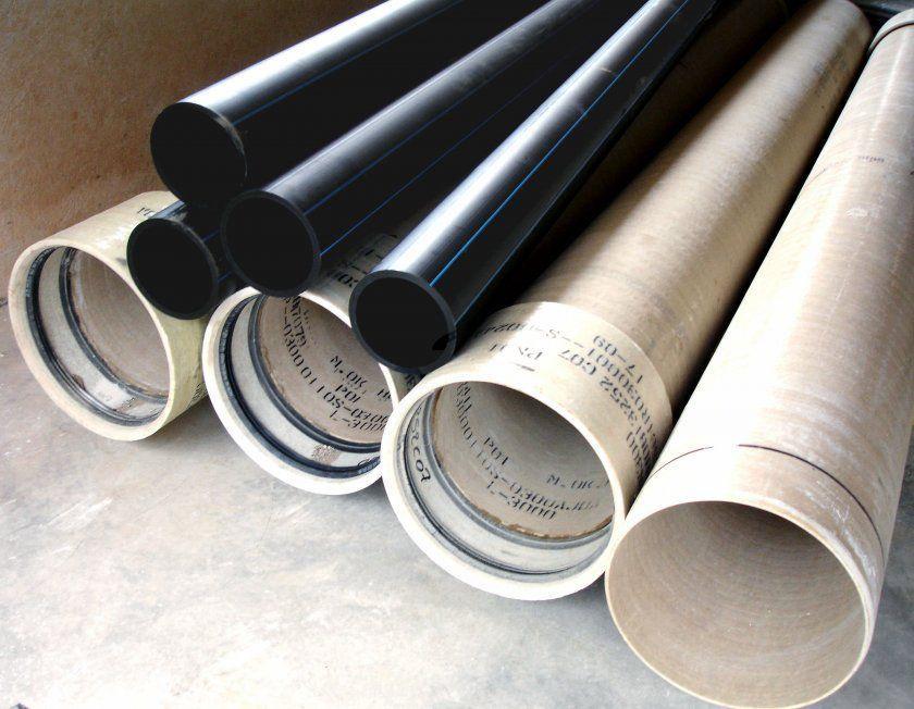 Водопроводные трубы пластик
