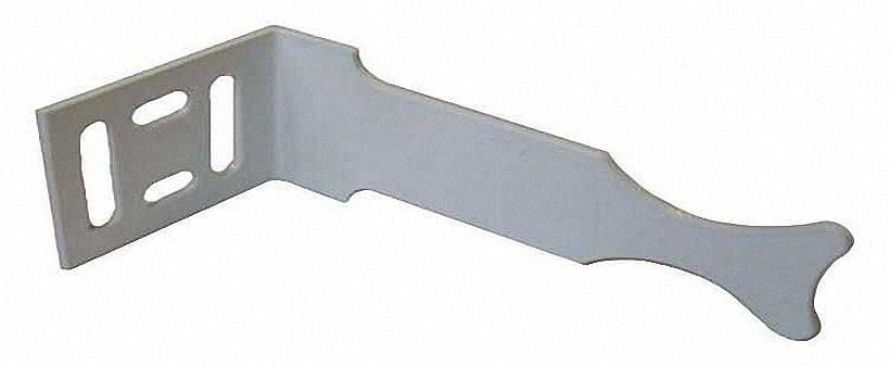 Кронштей для крепления радиатора