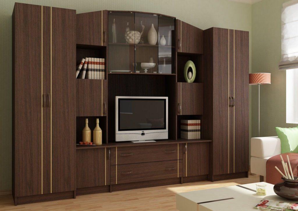 Применение ЛДСП для декорирования мебели
