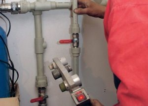 Разводка водопровода собственноручно