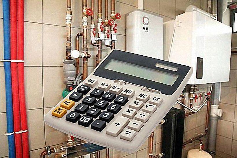 Самостоятельный расчет расход газа на отопление дома