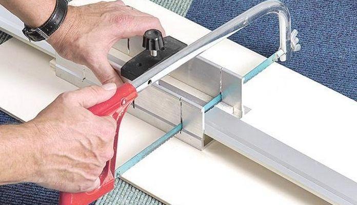 Алюминиевый плинтус технология монтажа своими руками