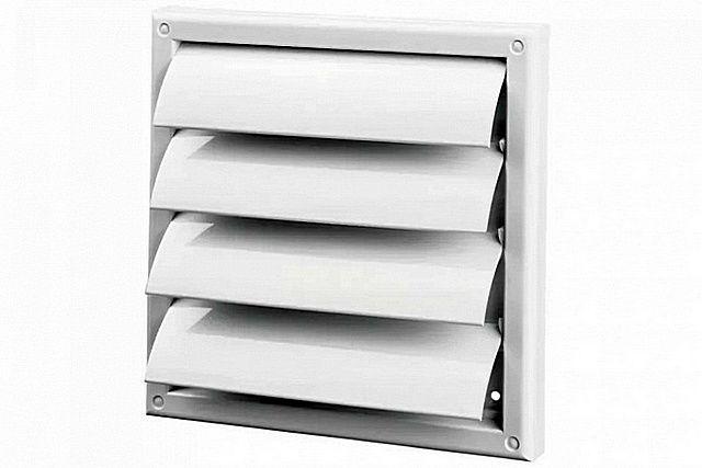 Многостворчатые устройства для вентиляции