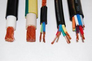 Правильный выбор сечение кабеля