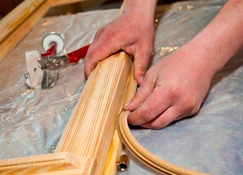 оконный уплотнитель для деревянных окон