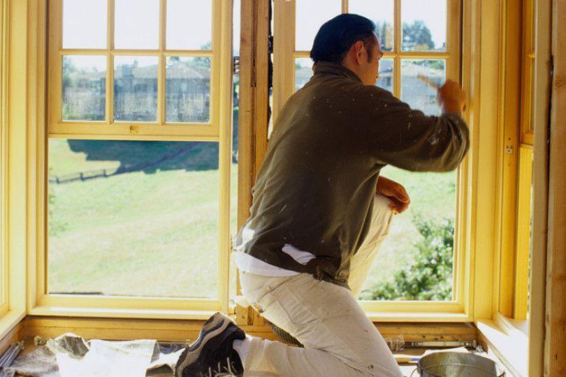 ремонт деревянных окон своими силами