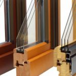 Деревянные стеклопакеты своими руками