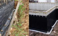 Защита фундамента от грунтовых вод своими силами