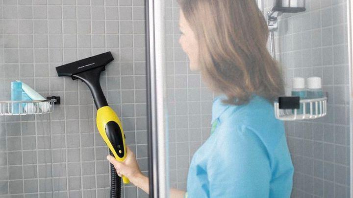 Применение пароочистителя для очистки межплиточных швов
