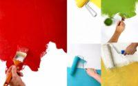 Как выбрать моющуюся краску для кухни