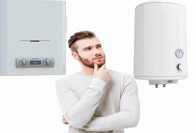 водонагреватель накопительный или проточный