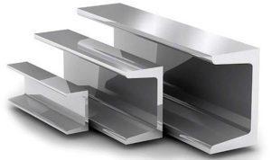 металлический профиль швеллер