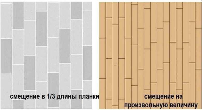 Способы укладки пробкового покрытия