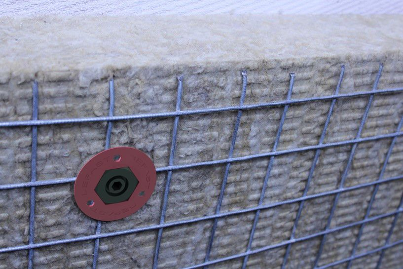 Армирующая сетка для штукатурки